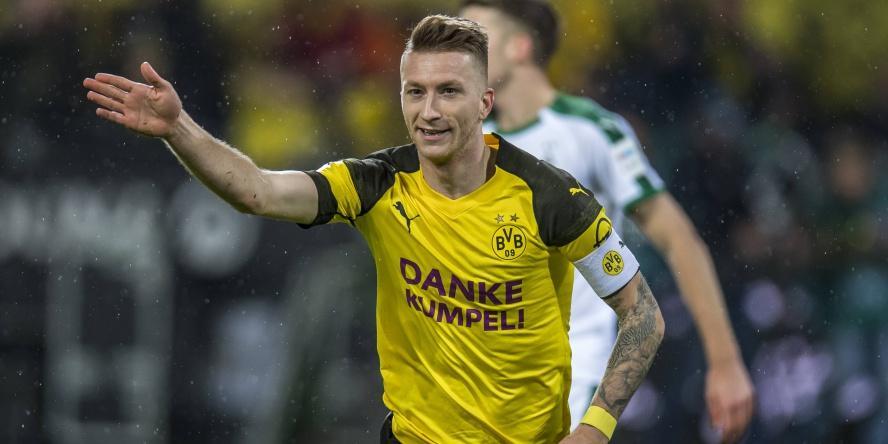 Borussia Dortmund: Die zehn besten Spieler der Hinrunde