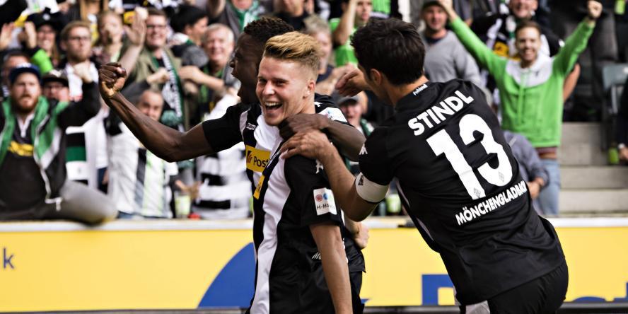 Borussia Mönchengladbach: Die zehn besten Spieler nach Sofascore