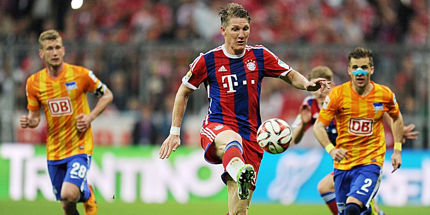 Die All-Time-Top-25 der Mittelfeldspieler
