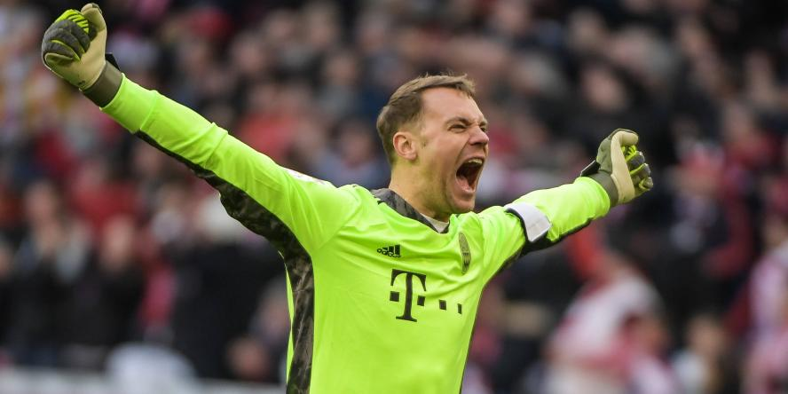 Die beste deutsche Bundesliga-Elf 2019/20