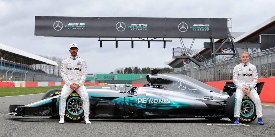 Die Formel1-Saison 2017: Alle Teams und Fahrer