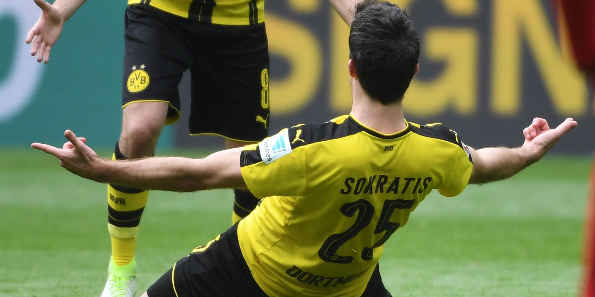 Die Top-Elf des 16. Spieltags