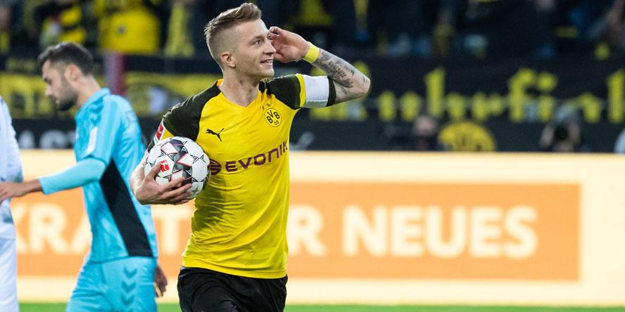Die zehn besten Dortmunder der Saison 2018/19: