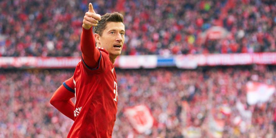 Die zehn besten Stürmer der Saison