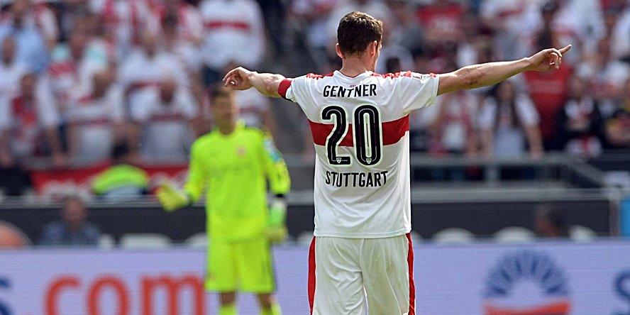 Die zehn besten Stuttgarter der Saison 16/17