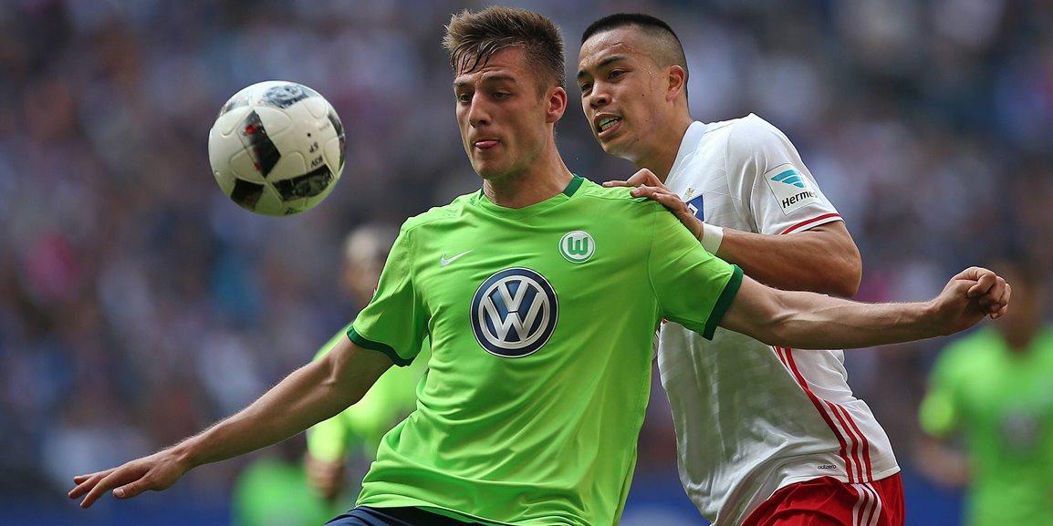 Die zehn besten Wolfsburger der Saison 16/17