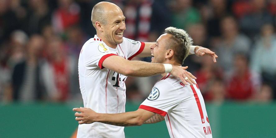 FC Bayern: Die 10 Besten nach Sofascore