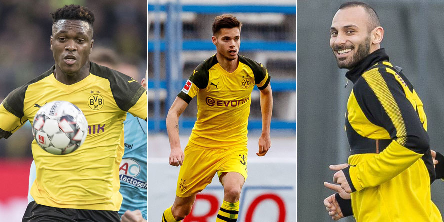 Stammplatzduelle bei Dortmund, Bayern und Gladbach