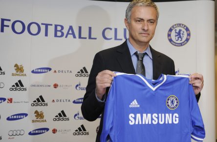 Jose Mourinho first press conference as Chelsea manager