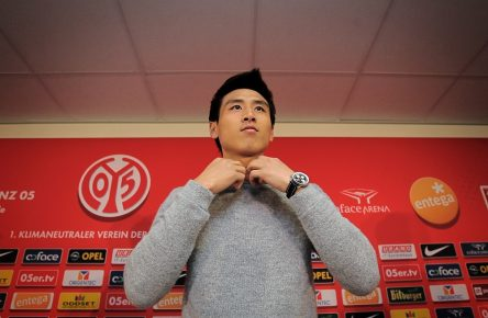 1. FSV Mainz 05 - Press Conference
