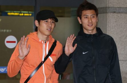 Overseas footballers return home for World Cup qualifier