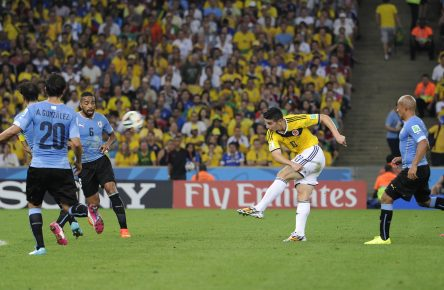 FIFA World Cup 2014 / COL-URU  2-0