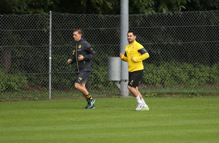 firo, BVB, Trainingslager,