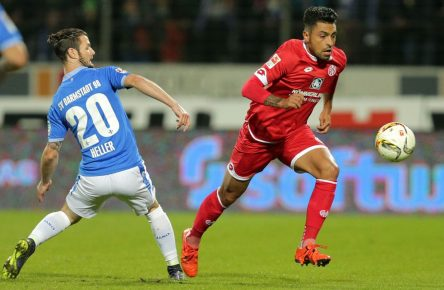 Back from nowhere: Gonzalo Jara vom 1. FSV Mainz 05