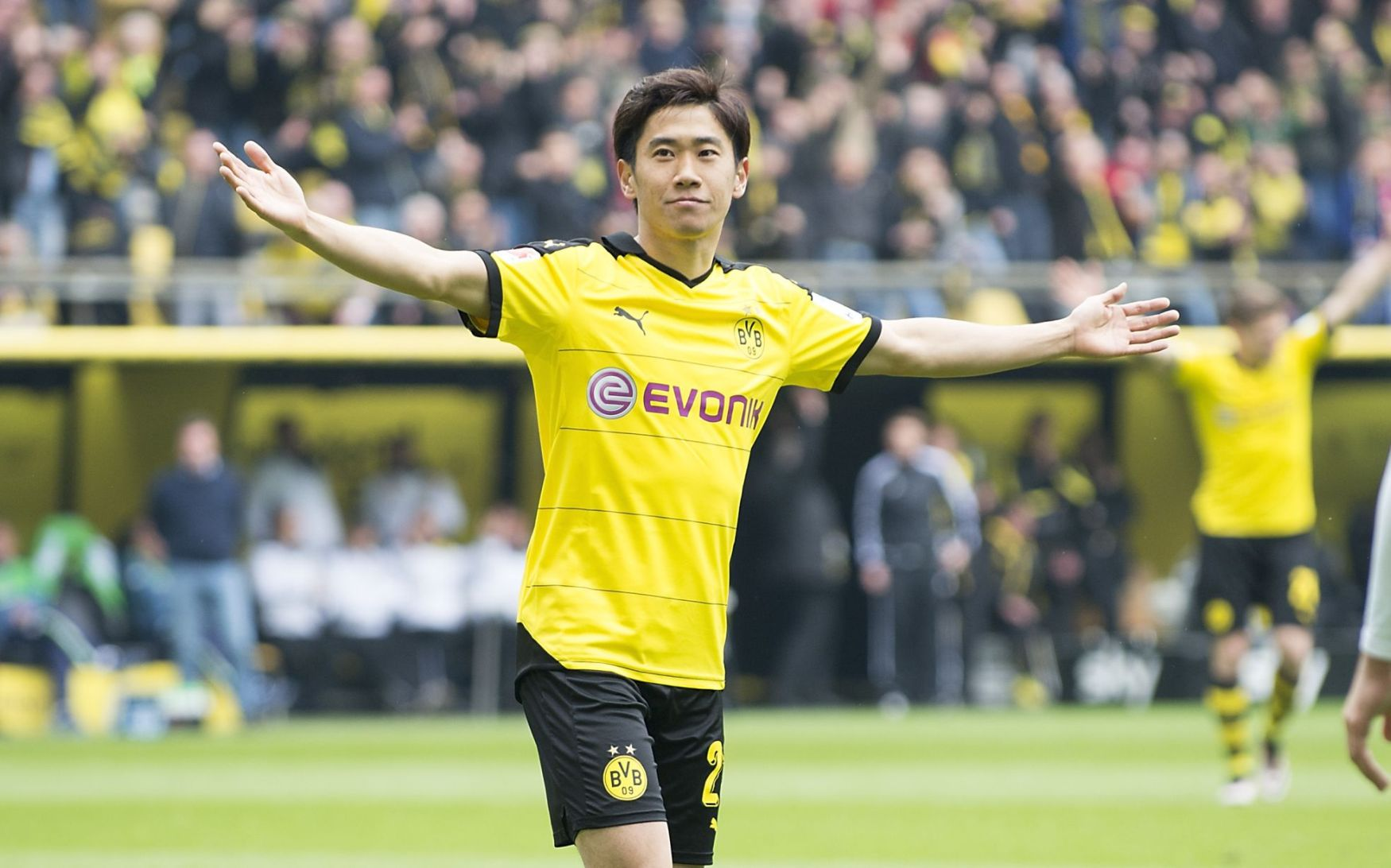 Dortmunds Shinji Kagawa befindet sich in Top-Form