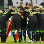 Borussia Mönchengladbachs Rotation: You spin my head right round
