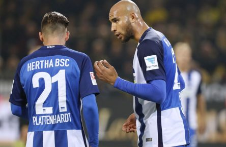 John Anthony Brooks und Marvin Plattenhardt