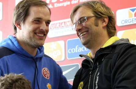 2010: Tuchel vs. Klopp, Part I
