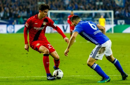 kai havertz bayer leverkusen youngster