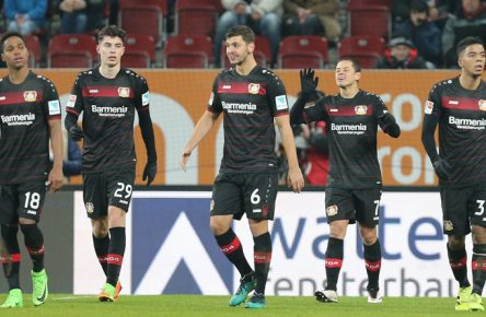 wendell-havertz-dragovic-chicharito-henrichs-bayer-leverkusen