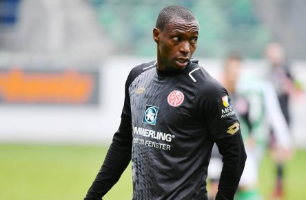 Anthony Ujah vom FSV Mainz 05