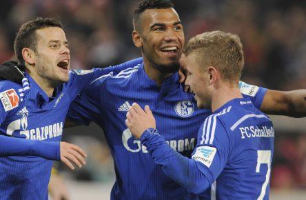 Der FC Schalke schlug damals den VfB Stuttgart 4:0.