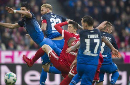 Der FC Bayern München besiegt 1899 Hoffenheim nach 0:2-Rückstand mit 5:2