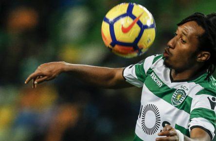 Gelson Martins ist 22 Jahre alt und spielt bei Sporting Lissabon.