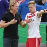 Rückrundenvorschau Hamburger SV: Ohne Trainerwechsel den Abstiegskampf überstehen