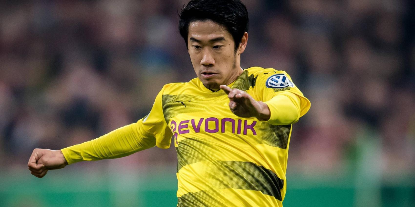 Borussia Dortmunds Shinji Kagawa - eine Comunio-Empfehlung