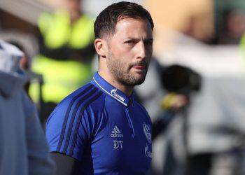 Domenico Tedesco brachte den FC Schalke in der Hinrunde auf eine neue Stufe.