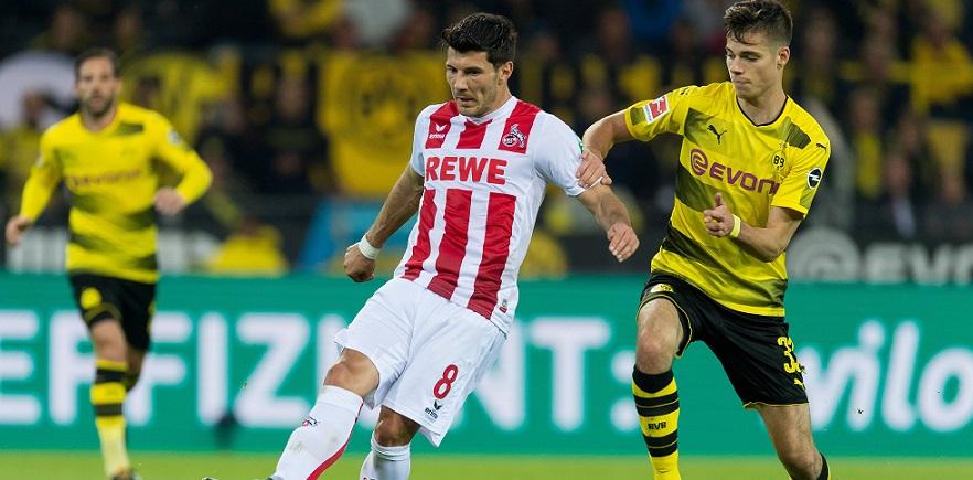 21. Spieltag der Bundesliga bei Comunio: Jojic (Köln) und Weigl (BVB) treffen aufeinander...