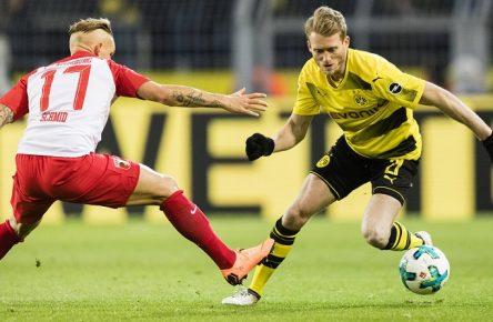Im Aufwind: Andre Schürrle vom BVB