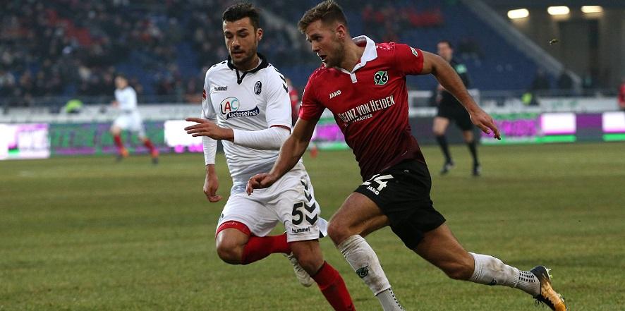 Manuel Gulde vom SC Freiburg überrascht 2018 bei Comunio