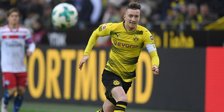 Wieder am Ball und bei Comunio eine heiße Aktie: Marco Reus vom BVB