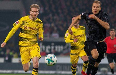Punkte am 22. Spieltag? Schürrle und Badstuber von BVB und VfB