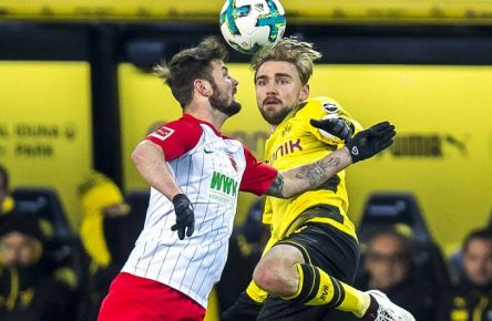 Wieder am Start, wieder gefragt: Marcel Schmelzer von Borussia Dortmund