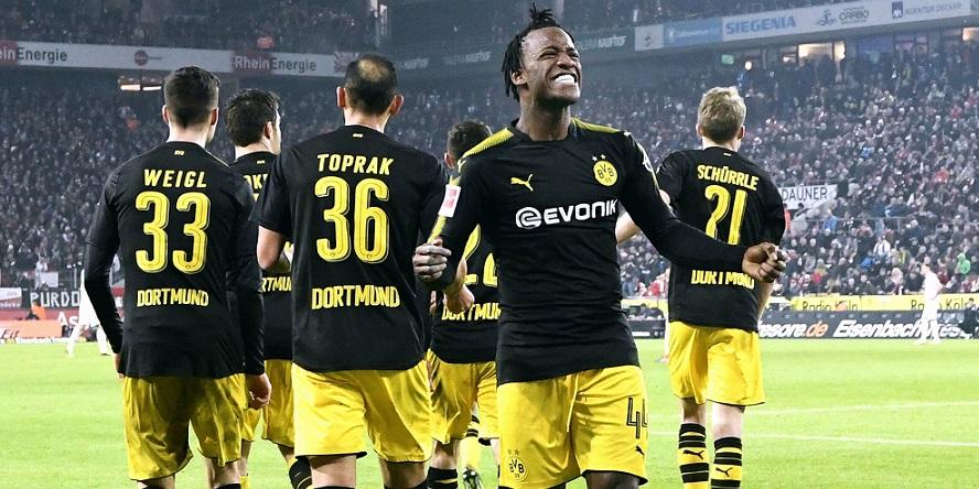 MW-Gewinner der Woche: Michy Batshuayi von Borussia Dortmund