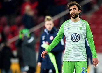 Admir Mehmedi vom VfL Wolfsburg