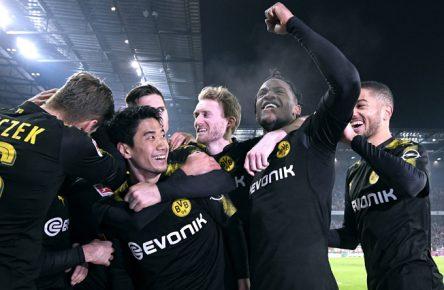 Der BVB feierte einen emotionalen Sieg gegen den 1. FC Köln.