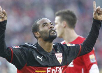 Cacau erzielte beim 1. FC Köln vier Treffer.