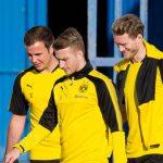 Erstmals vereint: Startet Dortmund mit Reus, Götze und Schürrle durch?