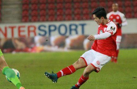 Yoshinori Muto: Gegen den HSV wieder erfolgreich?