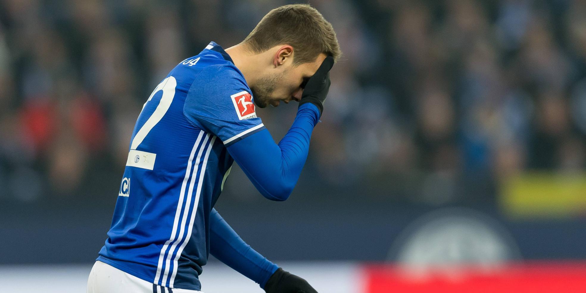 Marko Pjaca vom FC Schalke 04