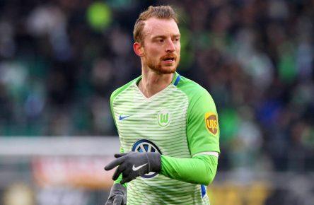 Fünfte Gelbe Karte: Maxi Arnold vom VfL Wolfsburg