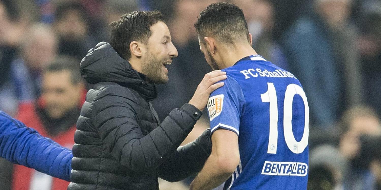 Nabil Bentaleb vom FC Schalke 04