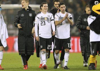 Stindl, Werner, Leno, Rudy: Nicht alle Kandidaten sind schon in WM-Form!