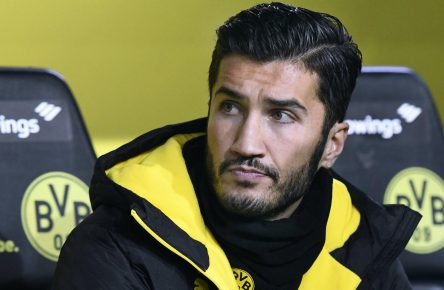 Nur noch zweite Wahl: Nuri Sahin von Borussia Dortmund