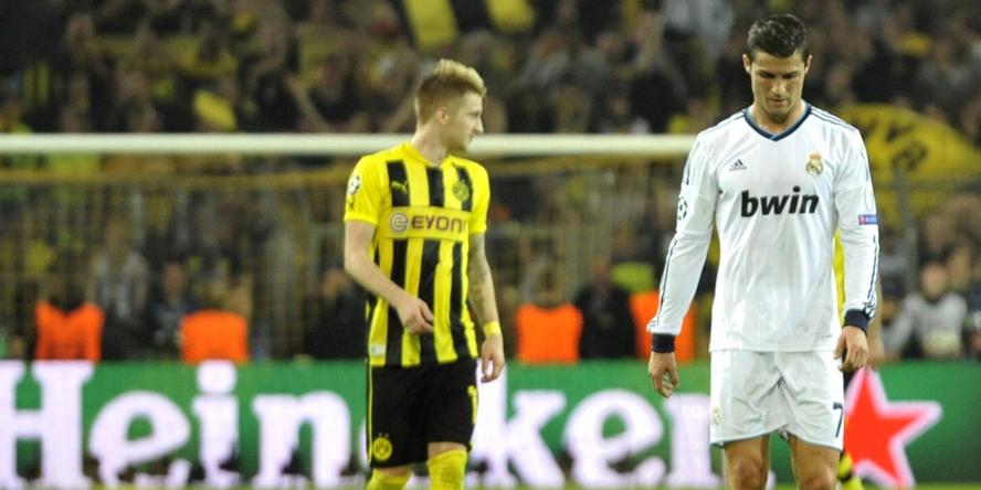 Marco Reus ist der neue Cristiano Ronaldo.