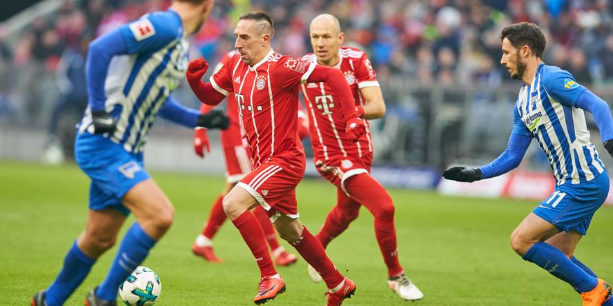 Wie lange spielen Arjen Robben und Franck Ribery noch für den FC Bayern?